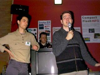 Koen e Iván Isidro